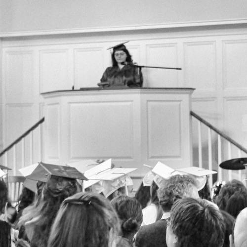 H's speech at TA 2017 Baccalaureate