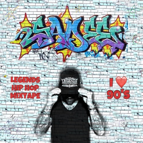 Legends of the 90s Hip Hop and RnB Mixtape by