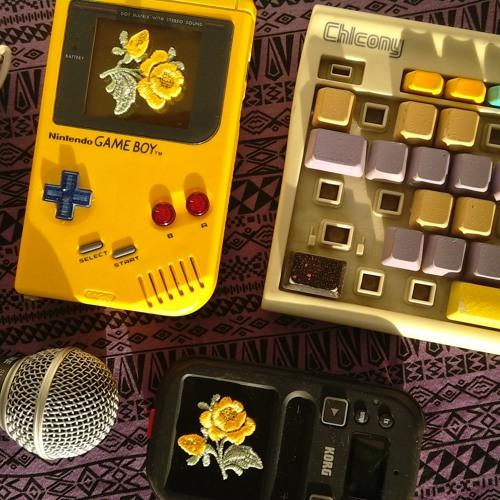 voice&gameboy improvisation