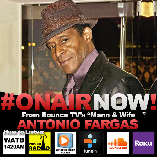 The Cool Kids Interview Actor, Antonio Fargas