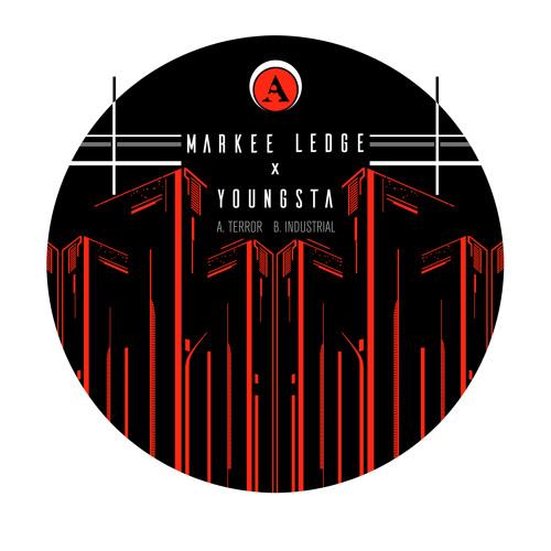 Markee Ledge x Youngsta - Terror / Industrial (ARTKL027)