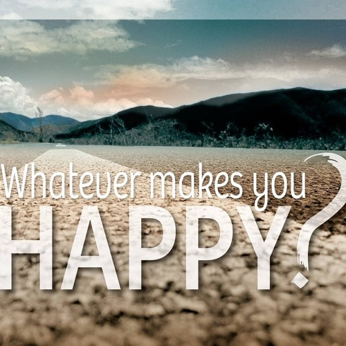 Whatever makes you happy? - Charles Schillings feat Kuku.