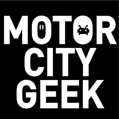 Motor City Geek