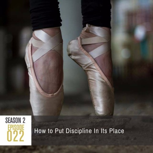 Season 2, Episode 22: How to Put Discipline In Its Place