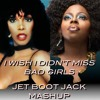 Donna Summer vs Angie Stone - I Wish I Didn't Miss Bad Girls (Jet Boot Jack MashUp) FREE DOWNLOAD!