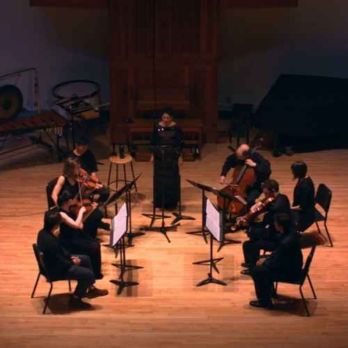 Down the Deep Stair (2017) for string quartet and soprano
