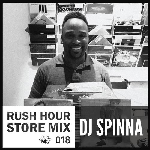 Store Mix 018 | DJ Spinna Digs Rush Hour