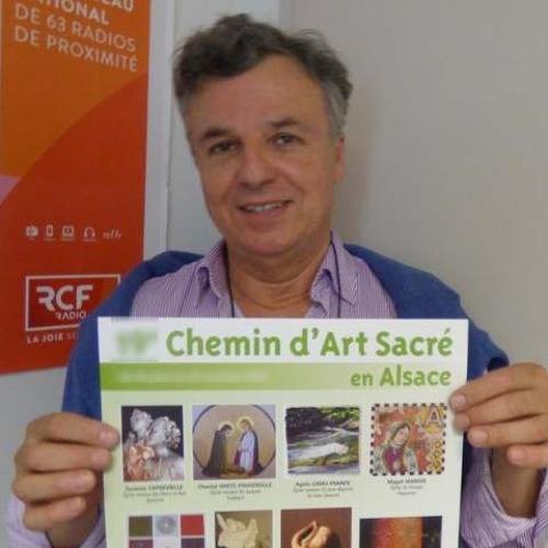 Bertrand Schlund pour les Chemins d'Art Sacré