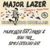 (Copyright)Major Lazer - Buscando Huellas (feat J Balvin) Simo.G Extended Edit