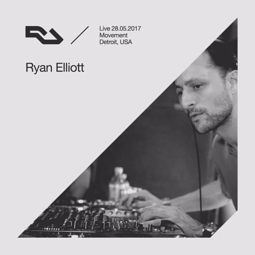 RA Live: 28.05.2017 - Ryan Elliott, The RA Underground Stage, Movement Detroit