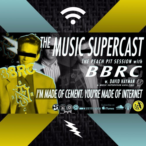 024 - BBRC • I'M MADE OF CEMENT. YOU'RE MADE OF INTERNET