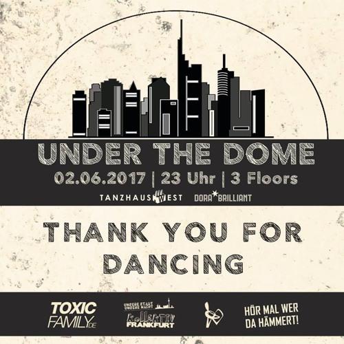 2017-06-02 - Steve Simon | Under the Dome @ Tanzhaus West