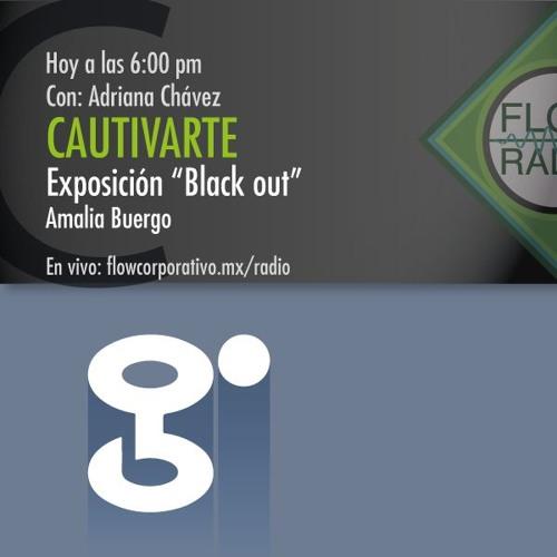 "CautivArte 074 - Exposición ""Black out"", Amalia Buergo."
