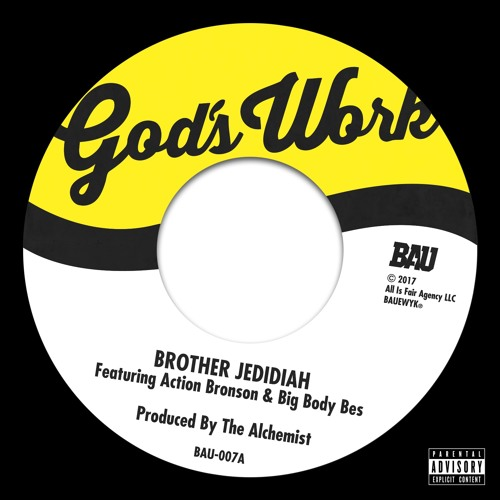 """Action Bronson & Big Body Bes- """"Brother Jedidiah"""""""