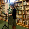 Mary Virginia Winstead reading The Nice Grandmas on p. 190 at the Eastside Freedom Library