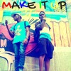 MAKE IT UP - AL-GIE, ZERRAONTHEBEAT and JROY (Produced by ZERRAONTHEBEAT)  - FIBRE OPTIKZ