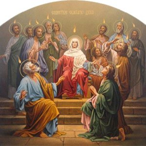 The Great Commission  Sacraments And Commandments 05 - 28 - 2017