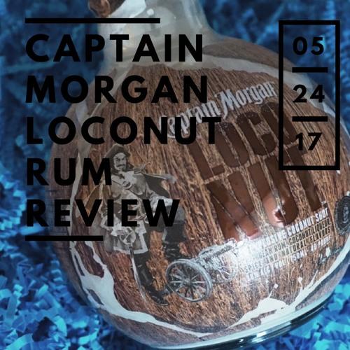 Captain Morgan Loconut Rum Review - On The Rocks