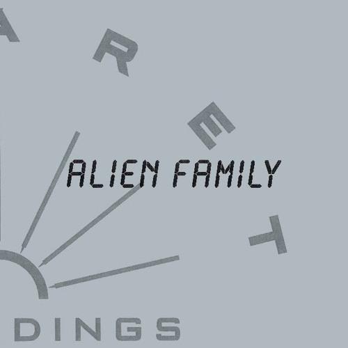 Good Friends of Ours Cabaret 013 Alien Family