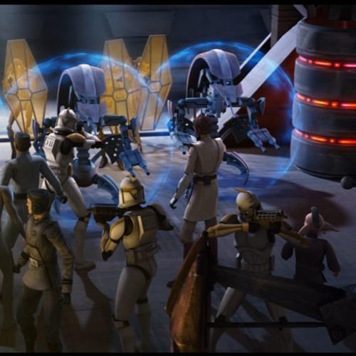 Clone Wars S03E19 Review