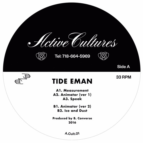 Tide Eman - A1. Measurement