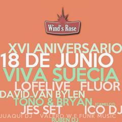 Viva Suecia - Bien por ti (David Van Bylen Remix '16 Aniversario Wind Rose')
