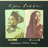 Open Letter by WanaWana & Titilope