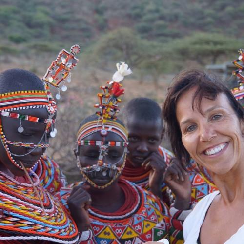 Yvonne Verstandig Executive Edge On Luxury Adventure Experiences In Africa -Graeme Kemlo