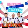 Banda Libre @BandaLibreRD - Felices Los Cuatro @CongueroRD @JoseMambo Portada del disco