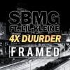 SBMG ft. Lil Kleine - 4x Duurder (FRAMED) support Laidback Luke