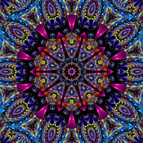 Omneon & Median Project - Kaleidoscope (Demo)not a release