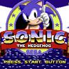Title - Sonic The Hedgehog (PAL Version)