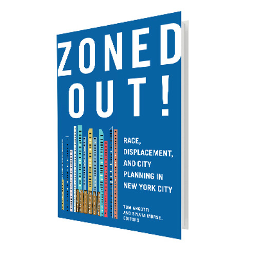 Tom Angotti - Editor of Zoned Out on WBAI Morning Show 3/21/17