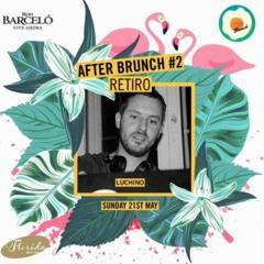 Luchino - After Brunch @ Florida Retiro - Madrid 21.05.17