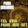 FUri Drums Tel Aviv Pride 2017 Set