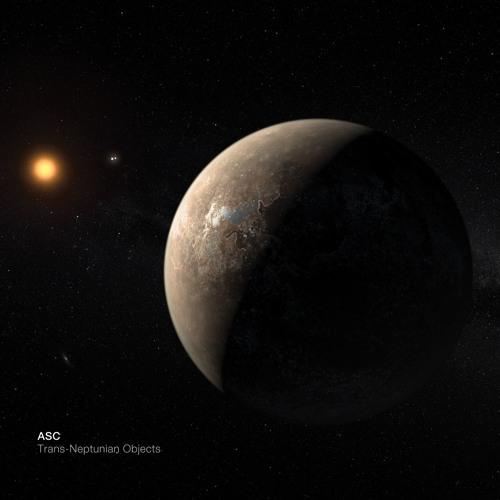 AUXCD011 - ASC - Trans-Neptunian Objects