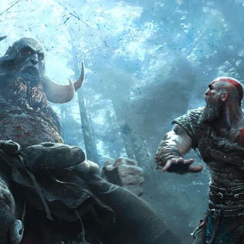 God of War PS4 Main Theme