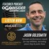 Jason Goldsmith, Performance Coach | Episode #5