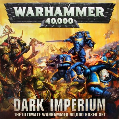 Bonus Episode - Warhammer 40k Dark Imperium