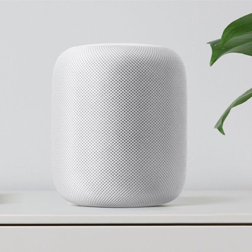 Spielgruppe: Apple's HomePod