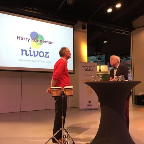 NIVOZ-onderwijsavond Harry Kunneman op 7 juni 2017 in Driebergen