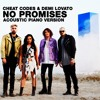Cheat Codes Featuring Demi Lovato - No Promises (Acoustic Piano Version)