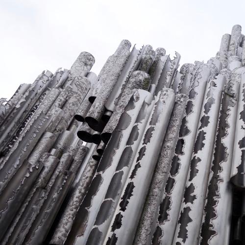 non Sequitur (2009)- performance for sound sculpture & live-electronics