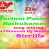 GORINTA PUSINDI Bathukamma  Rolling Roll Song Sri Ganesh Dj Sounds Sircilla
