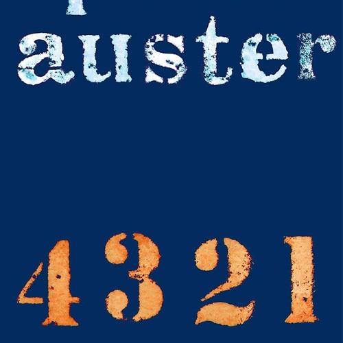 Paul Auster - 4321 - FG
