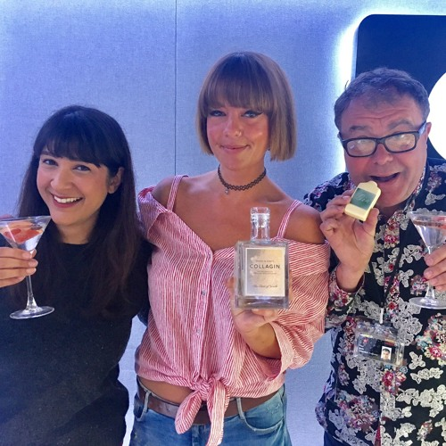 8th June 2017 - Annem Hobson on TalkRADIO with Paul Ross - World Gin Day