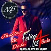 Maluma - Felices los 4 /Parodia Jhunter & Dede - Rasurate El Gato (New talent Prod.)