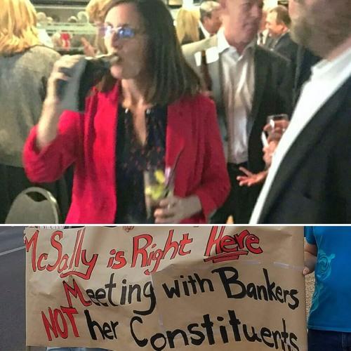 Martha McSally at Arizona Bankers Association meeting May 30th, 2017, entire speech