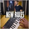 Dua Lipa - New Rules Cover - Ben Woodward