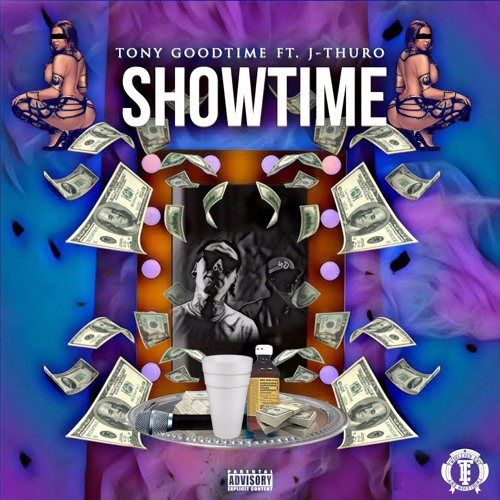 Showtime Featuring J-Thuro - (Prod. by Penvcho)